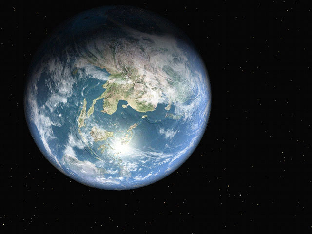 earth from space 20 - photo #2